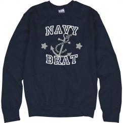 Proud Navy Brat