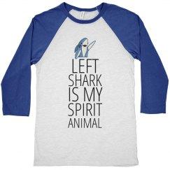 Spirit Animal Left Shark