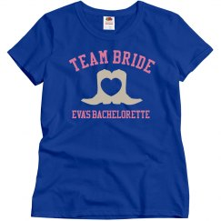 Country Wedding Team Bride Bachelorette