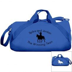 teen bag horses