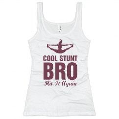 Cool Stunt Cheer Bro