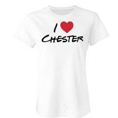 Love Chester