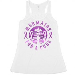 Metallic Mermaids For A Cure Tank