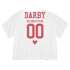 Darby belongs to me