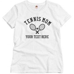 Custom Tennis Mom Gifts