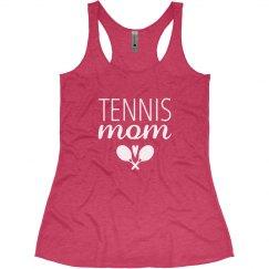 Cute Tennis Mom Workout Gear