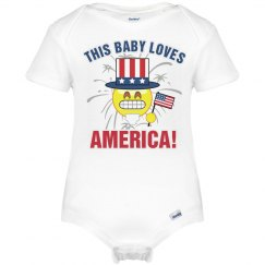 This Baby Loves America