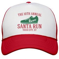 Christmas 5K Run Promo