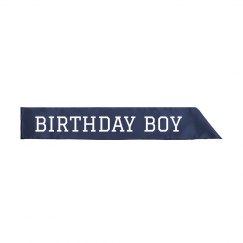 Simple And Cute Birthday Boy