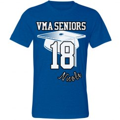 Unisex Senior Tee Female