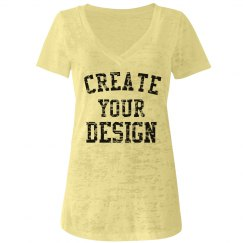 Create Your Custom V-Neck!