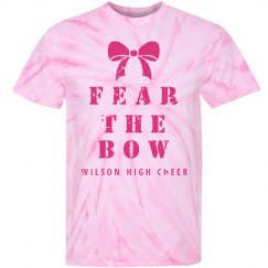 Fear The Cheer Bow