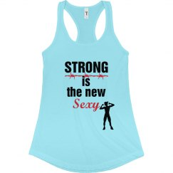 Strong is the new sexy