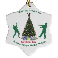 """""""Rick""""ing around Christmas Tree"""