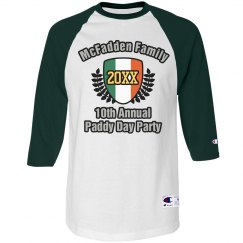 Paddy Day Party Tee