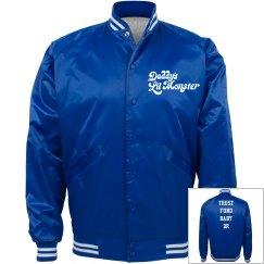 Brat Blue jacket