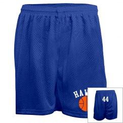 Mascot Mesh Shorts