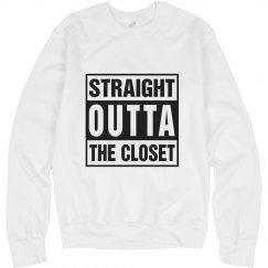 Straight Outta - Sweater
