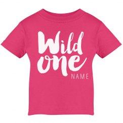 Wild One 1st Birthday