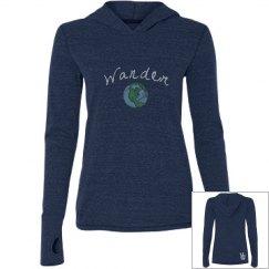 Wander hoodie