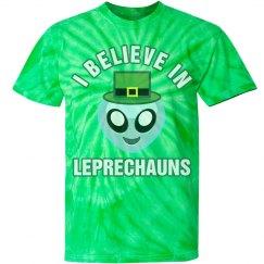 St Patty Aliens and Leprechauns