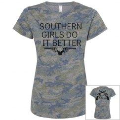 Southern Girls Do It Better