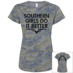 Southern Girls Do It Better