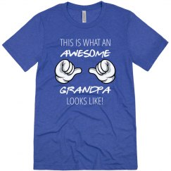 An Awesome Grandpa
