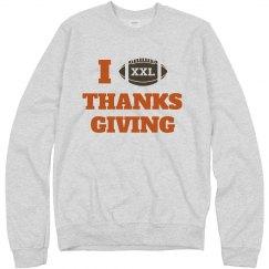I Heart Thanksgiving