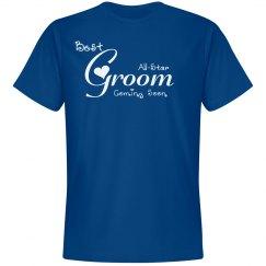 Best all-star groom coming soon