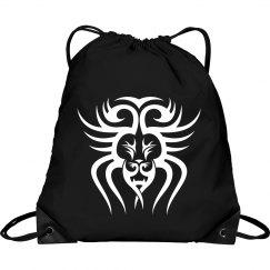 Tribal Drawstring Bag