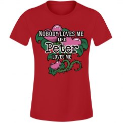 Love me like Peter