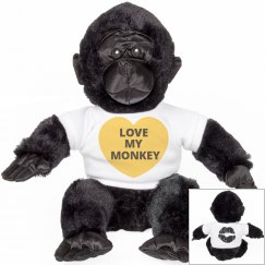 Love My Monkey