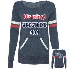 Warning wrestling mom