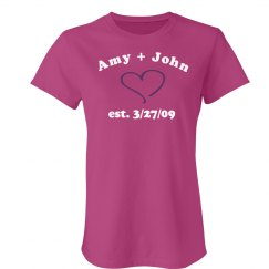 Amy + John Romance