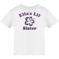 Ella's Lil' Sister