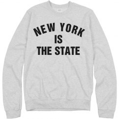 New York is the state