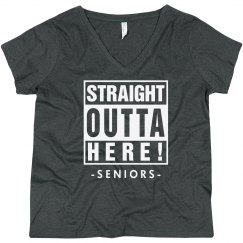 Seniors are Straight Outta Here