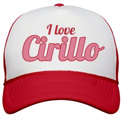 I love Cirillo
