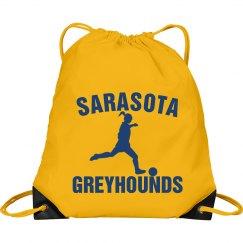 Sarasota Girls Soccer Bag