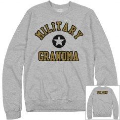 A Proud Army Grandma