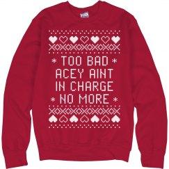 Ya Filthy Animal Sweater