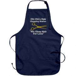 Custom Hair Salon Apron