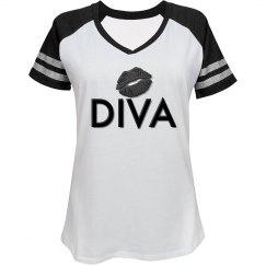 Diva Lips Tshirt
