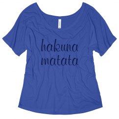Hakuna Matata