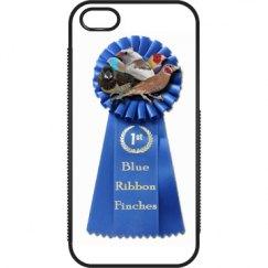 Blue Ribbon iPhone