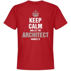 Proud to be an Architect