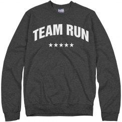Team Run Sweatshirt