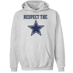 Cowboys Respect The Star Hoodie