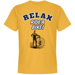 Relax...Ride a Bike